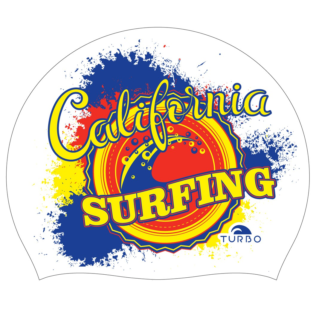 BONNET SILICONE CALIFORNIA SURFING