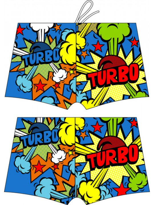 BOXER SWIM POP TURBO