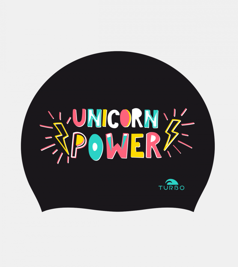 BONNET SILICONE TEEN POWER