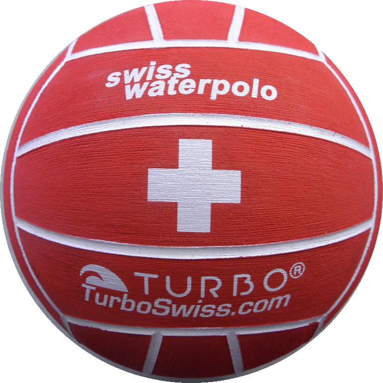 BALLON TURBO 4 FEMME SWISS WATERPOLO