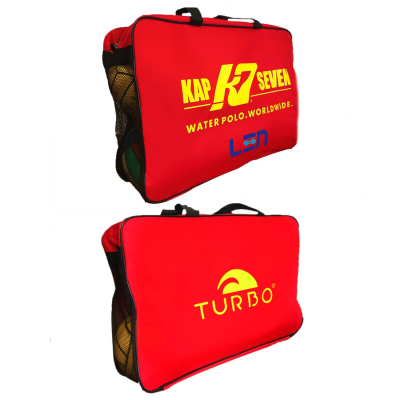 SAC BALLONS WATERPOLO TURBO + K7