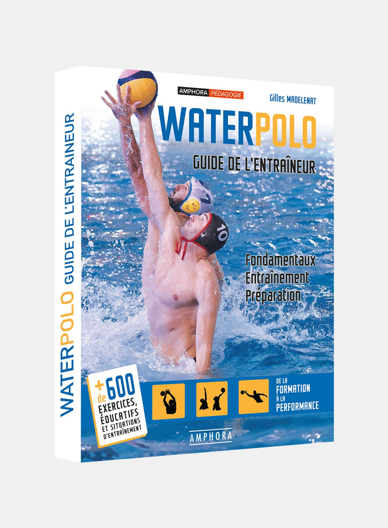 Guide de l'entraîneur Waterpolo