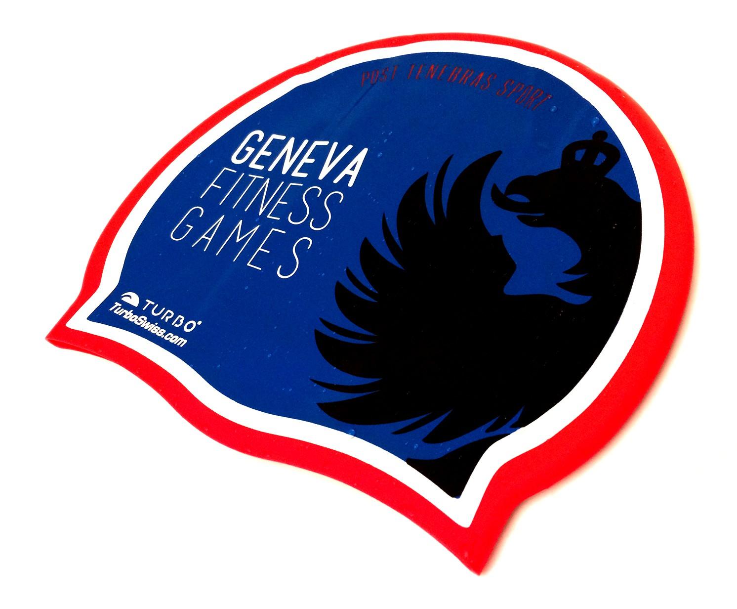 BONNET SILICONE GENEVA FITNESS GAMES