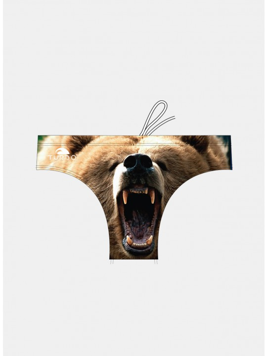 MAILLOT WP BEAR ANIMAL