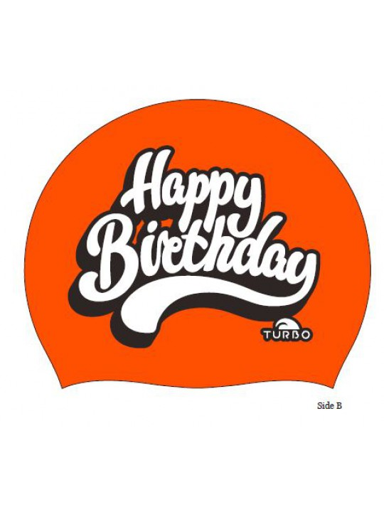 BONNET SILICONE HAPPY BIRTHDAY