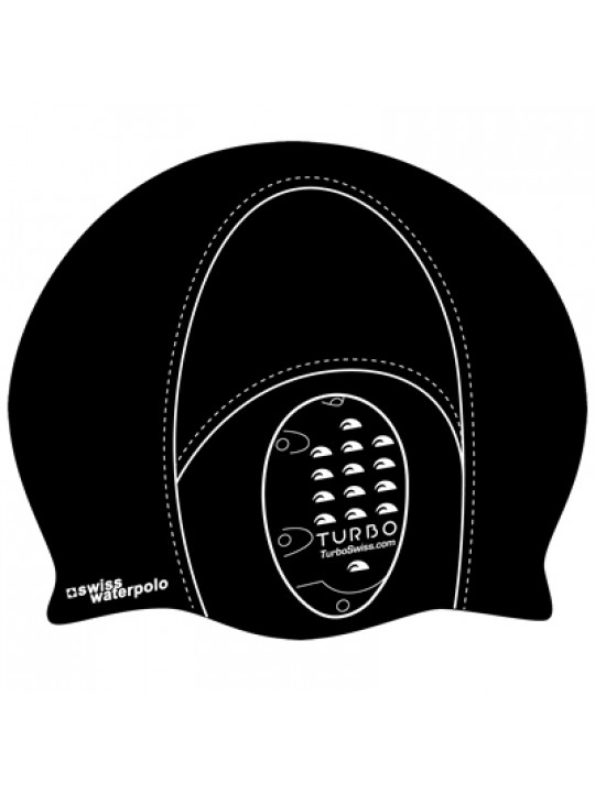 BONNET SILICONE SWISS WATERPOLO
